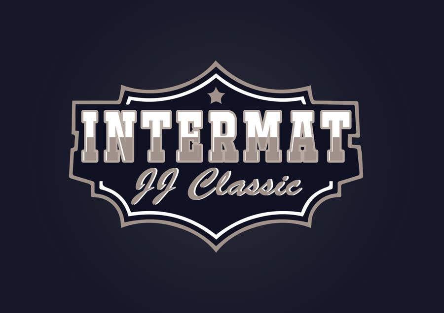 Participación en el concurso Nro.61 para InterMat JJ Classic Logo