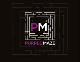 #33 for Design a Logo for PURPLE MAZE by joynul1234