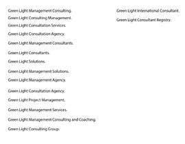 #2 untuk Help create Business Consulting Company Name oleh JimmyArtiste