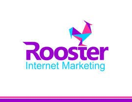 #169 untuk Logo Design for Rooster Internet Marketing oleh neXXes
