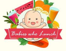 #37 untuk Brand identity, Babies who Lunch oleh talimul12