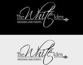 #584 για Logo Design for The White Idea - Wedding and Events από pinky