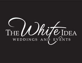 #431 για Logo Design for The White Idea - Wedding and Events από Deedesigns