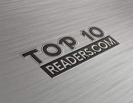 #107 untuk design a logo for TOP 10 READERS oleh TrezaCh2010
