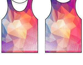 #143 для Design printed floral vest от marijakalina