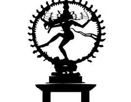 #1 para Draw a vector image of Nataraja (Dancing Shiva) in black and white por harshwebsite2999