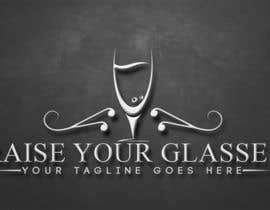 #16 for Design a Logo for Raise Your Glasses by jbonkrievner