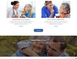Nro 24 kilpailuun Create Mockup Landing Images of Websites käyttäjältä satishandsurabhi