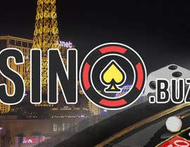 #8 cho https://Casino.buzz is the Best Online Casino Reviews website for 2018 - We need a full width header banner and an animated logo bởi itsAlejandro
