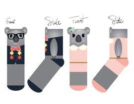 #5 για Design Koala baby Socks *READ INSTRUCTIONS CAREFULLY* από desireedelcarmen