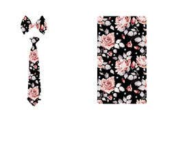 #43 for Need floral design to be printed on cotton fabric/neckties. af Nanthagopal007