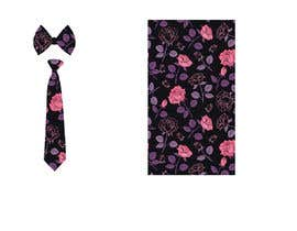 #44 for Need floral design to be printed on cotton fabric/neckties. af Nanthagopal007