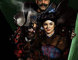 #33 for Steampunk Horror: Mary Poppins vs. the Great Cthulhu af yojimbodouglas