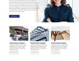 #33 for Website UX/ UI design & development by joinwithsantanu