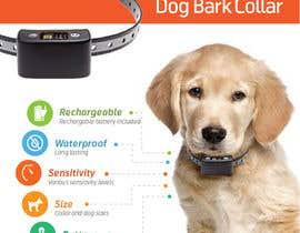 Nro 12 kilpailuun Infographic Images for a Dog Bark Collar on Amazon käyttäjältä fezibaba
