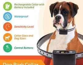Nro 16 kilpailuun Infographic Images for a Dog Bark Collar on Amazon käyttäjältä fezibaba