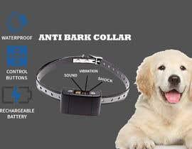 Nro 5 kilpailuun Infographic Images for a Dog Bark Collar on Amazon käyttäjältä Arfankha