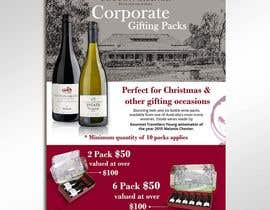 #64 for Design a Flyer for Corporate Wine Gift Packs by satishandsurabhi