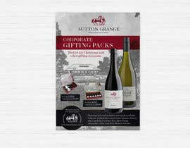 #73 for Design a Flyer for Corporate Wine Gift Packs by deyali
