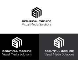 #20 cho Design a Logo for Beautiful Machine, Visual Media Solutions. bởi designbox3