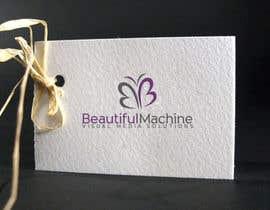 #35 cho Design a Logo for Beautiful Machine, Visual Media Solutions. bởi TheTigerStudio