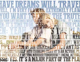 #48 for Art Picture Made Up Of Quotes by wahdinbarjib