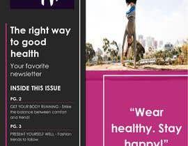 nº 23 pour Best newsletter par ramya1703