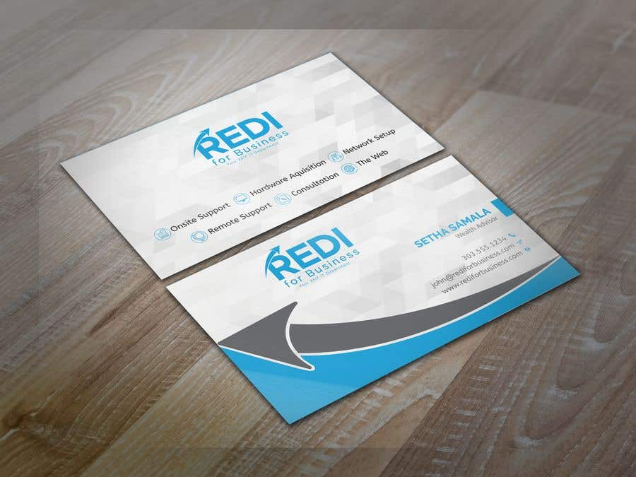 Entry 450 By Firozbogra212125 For Design Business Card For