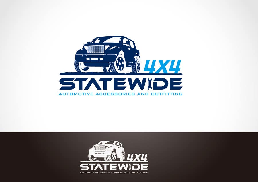 Contest Entry #113 for Logo Design for Automotive Accessories and Outfitting Company