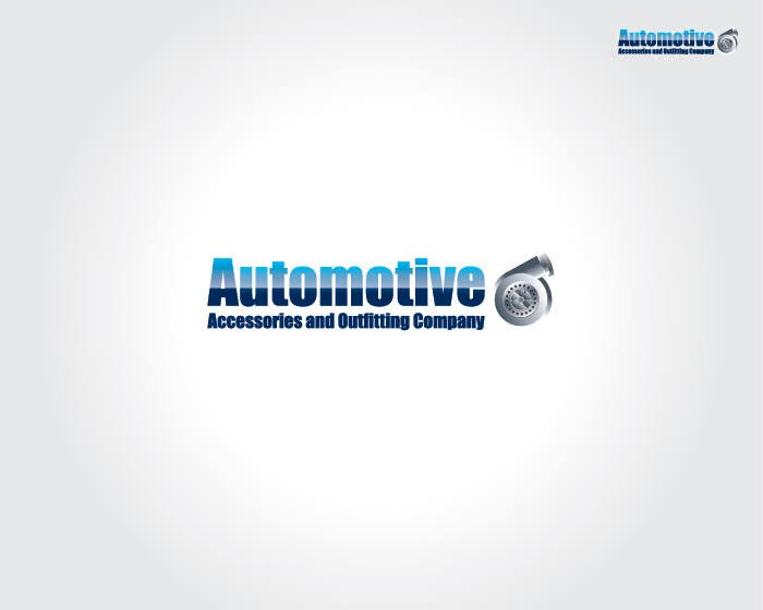 Contest Entry #79 for Logo Design for Automotive Accessories and Outfitting Company