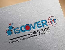 """Nro 58 kilpailuun Design a Logo for """"Discover IT Institute"""" käyttäjältä tanveerhridoy566"""