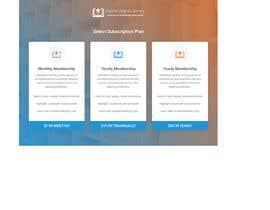 #23 para Design a Website Mockup de Interfuse