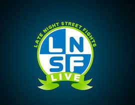 #365 para Logo Design for LNSF LIVE por vlogo