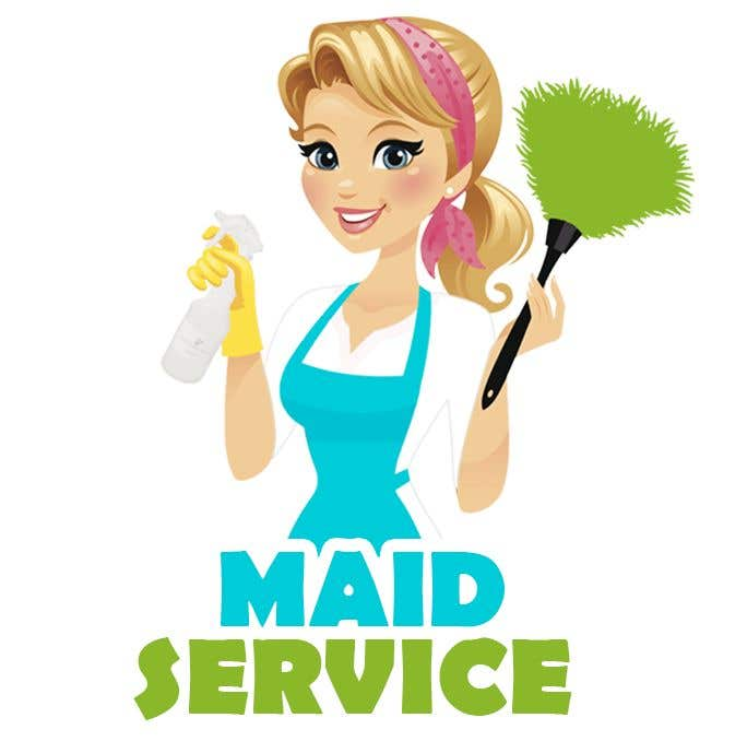 Entry #4 by giorgi1494 for Design a Logo - MAID SERVICE | Freelancer