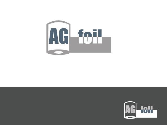 Kilpailutyö #46 kilpailussa Logo Design for AG FOIL