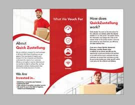 #59 for QuickZustellung Brochure by Tinave