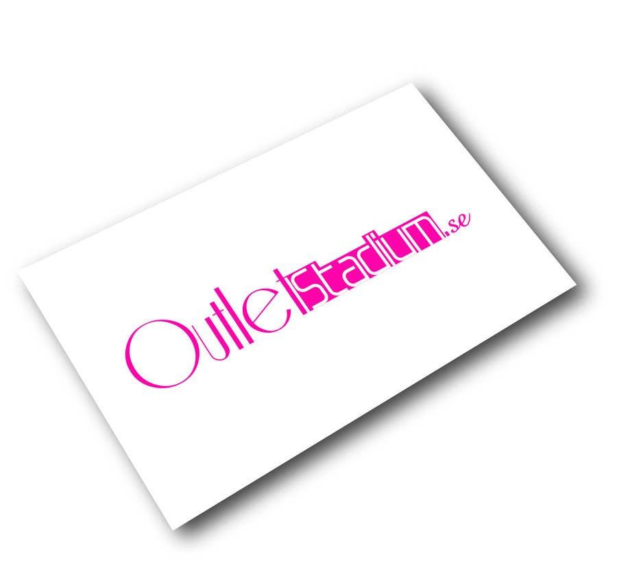 Inscrição nº 97 do Concurso para Logo Design for OutletStadium.se