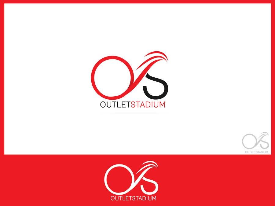 Proposition n°                                        27                                      du concours                                         Logo Design for OutletStadium.se