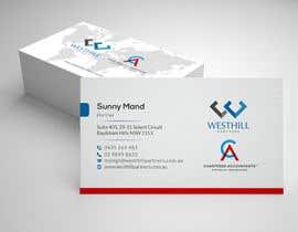 Nro 132 kilpailuun Business Card Design käyttäjältä prosenjit2016
