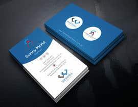 Nro 144 kilpailuun Business Card Design käyttäjältä prosenjit2016