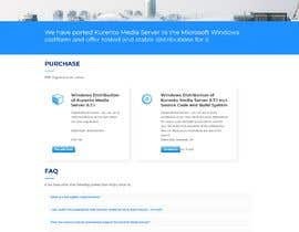 #18 для Need a Single Page bootstrapped responsive UI Home Page only від AdityaV9