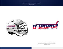 #28 para design a logo for ball hockey brand: stick/ball/protective clothing/helmet/team uniform por nayemreza007