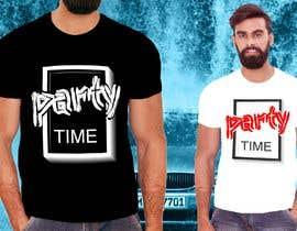 Nro 15 kilpailuun T-shirt Design   ( party time) käyttäjältä mmzkhan