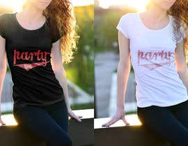 Nro 34 kilpailuun T-shirt Design   ( party time) käyttäjältä mdnurhossain1070