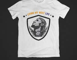 #14 cho living my west life t shirt design bởi sagorzw