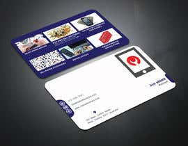 #72 untuk Need business cards template for mobile cell phone/computer repair/ pawn shop store oleh creativeworker07