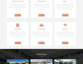 #28 for Hotel Website.Make my web site look Perfect.Its an existing website af shahzeenahmed6