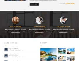 #12 for Hotel Website.Make my web site look Perfect.Its an existing website af digitalrigid