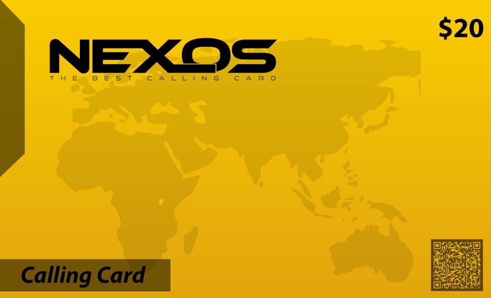 Penyertaan Peraduan #                                        46                                      untuk                                         Design a Logo for a Calling card