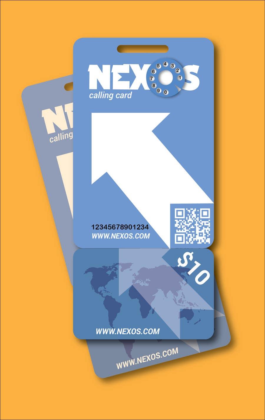 Penyertaan Peraduan #                                        53                                      untuk                                         Design a Logo for a Calling card